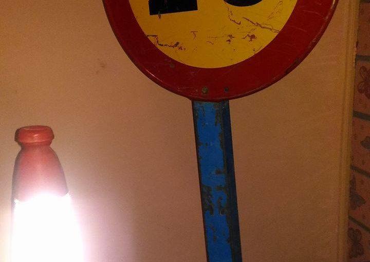 KDS, Scrocchiazeppi e il vandalismo notturno
