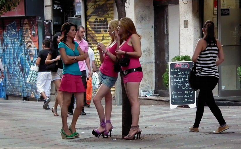 Er Vagabondo de passaggio a Calle Montera (1YA)