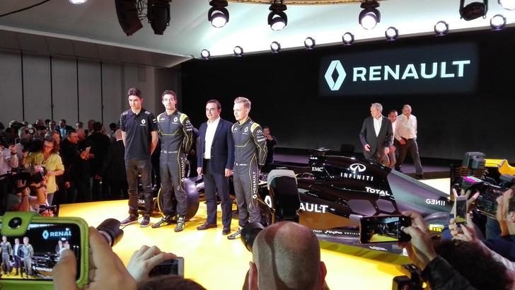 Dalla Scuderia Renault all'est Europa e in Discoteca